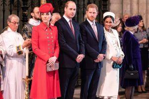Crisis en el Palacio de Buckingham: inminente separación de los príncipes