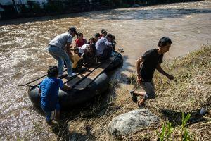 La ruta por río en Veracruz, nuevo intento de inmigrantes para evadir redadas en México