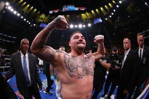 Andy Ruiz lo hizo retirarse del boxeo: Evander Holyfield confesó que unos golpes del excampeón lo motivaron a colgar los guantes