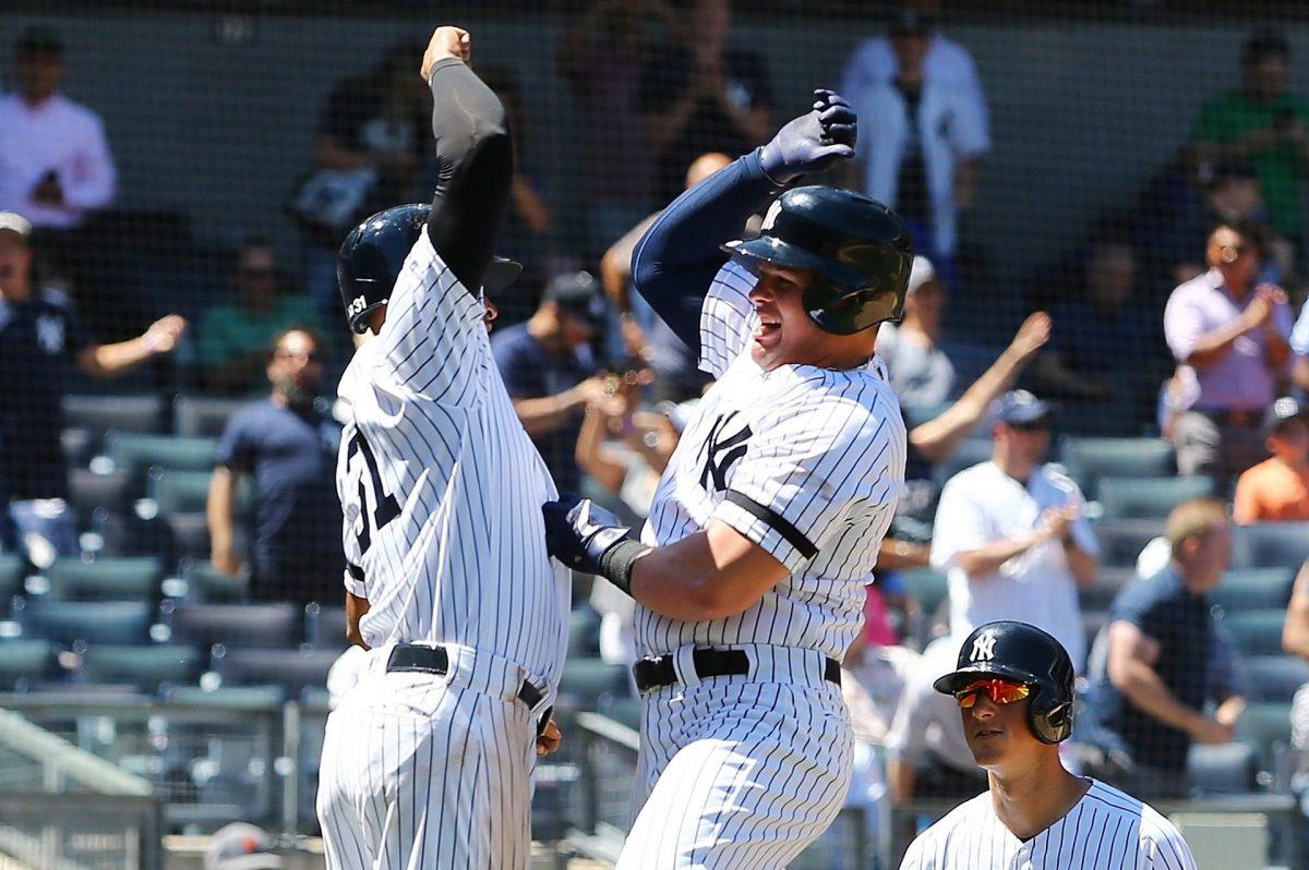 Yankees y Mets se propinan sendas apaleadas en doble cartelera de la Serie del Subway