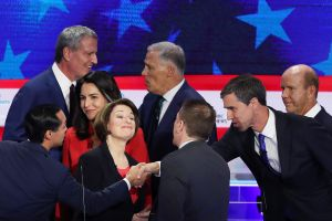 Los 10 momentos más importantes del primer debate demócrata