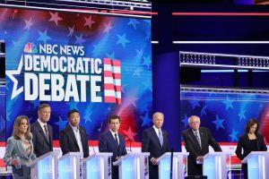 Los 10 momentos cruciales y de tensión del segundo debate demócrata