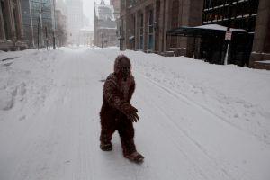 El FBI da a conocer su archivo secreto sobre el abominable hombre de las nieves