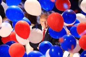 La fiesta pro-Trump que recauda dinero para cumplir su mayor sueño político