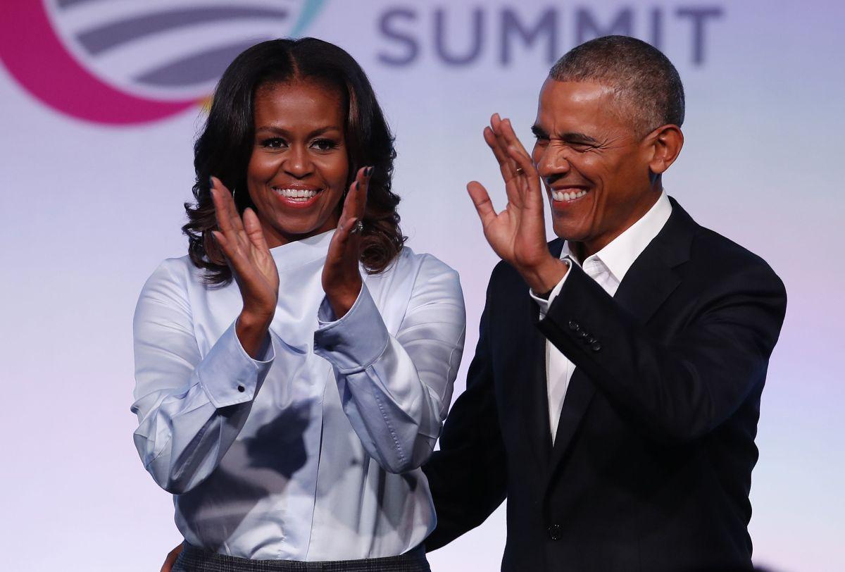 Los Obama no se llevarán una estatuilla al no figurar en los créditos.