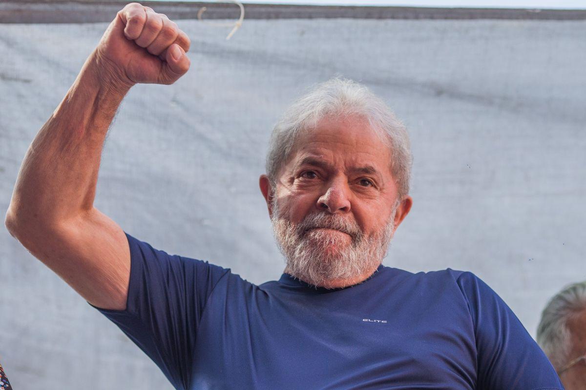Ex presidente de Brasil Luiz Inácio Lula da Silva.