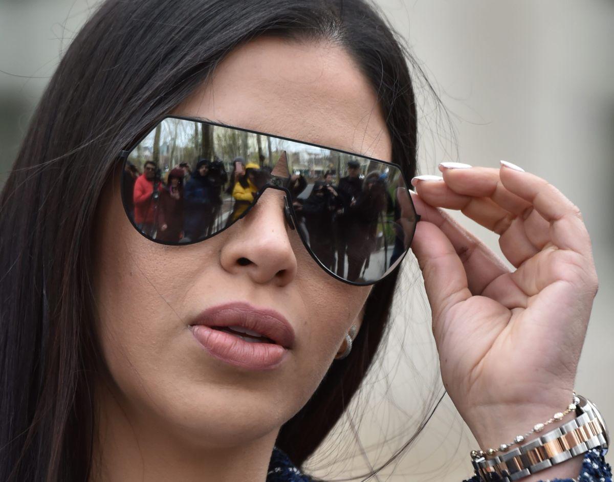 Emma Coronel, marcas aprovechan fama de la esposa del Chapo para tener exposición