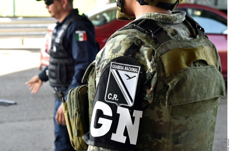 VIDEO: Madre migrante ruega a Guardia Nacional que la deje cruzar hacia EEUU