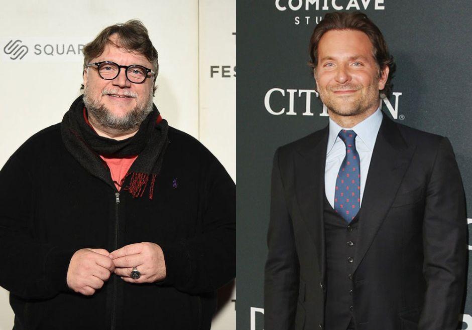 Bradley Cooper protagonizaría la próxima película de Guillermo del Toro