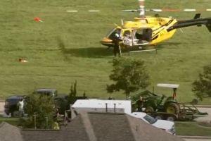 Houston: Joven que fue atropellado por camioneta ha muerto