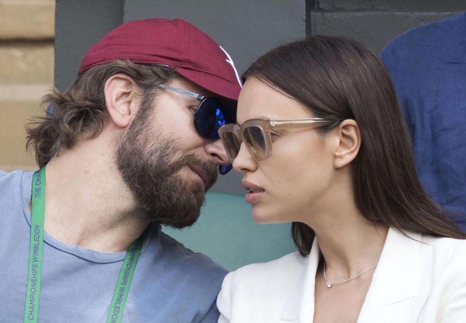 Así es la relación de Bradley Cooper e Irina Shayk después del divorcio