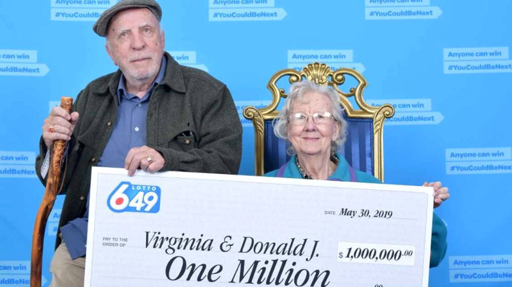 El más grande sueño de una pareja de ancianos que ahora podrán cumplir tras ganar la lotería