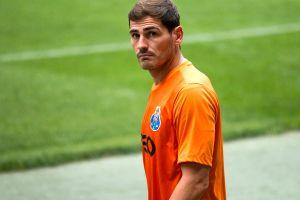 Iker Casillas encara con optimismo su recuperación