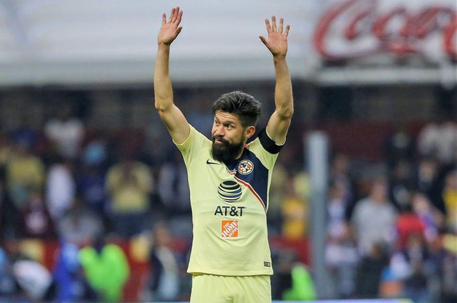Confirmado: Oribe Peralta se corta las alas para jugar con Chivas