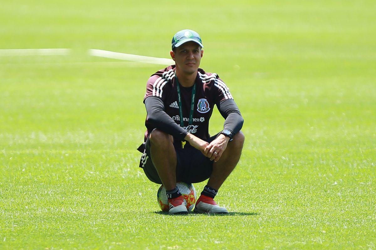 Diego Ramírez deja de ser técnico del Tri Sub-20 tras el fracaso mundialista