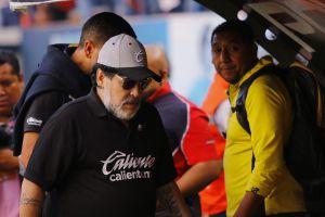 Maradona no tiene Alzheimer, afirma su abogado Matías Morla