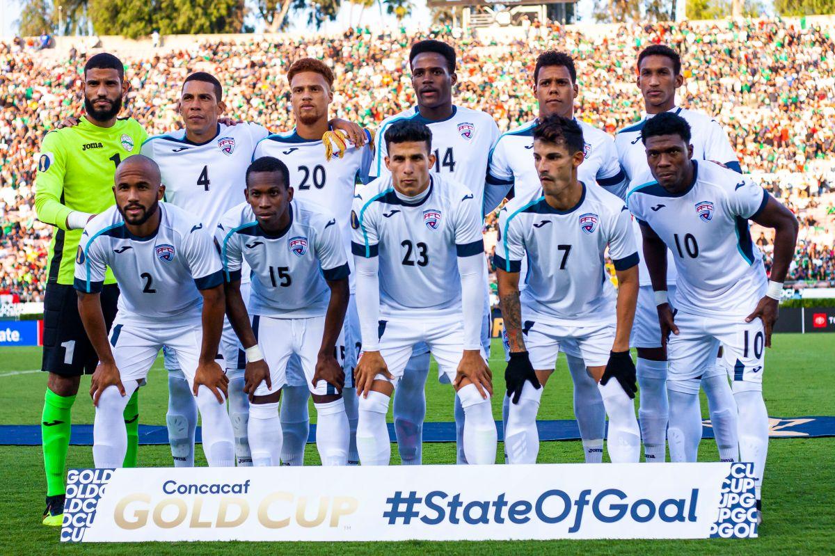 Yasmani López era el capitán de la selección de Cuba que participa en la Copa Oro