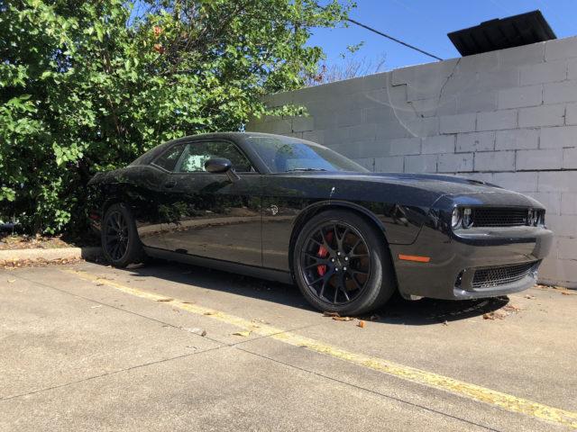 Encuentran el Dodge Hellcat que fue robado de un popular programa de TV sobre autos