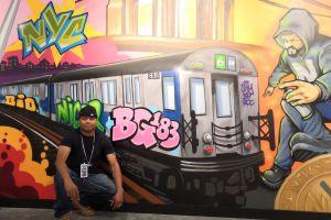 Williamsburg recibe a lo mejor del arte callejero