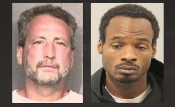 David Chalfant y Derion Vence se encuentran encarcelados en un área protegida de la cárcel.