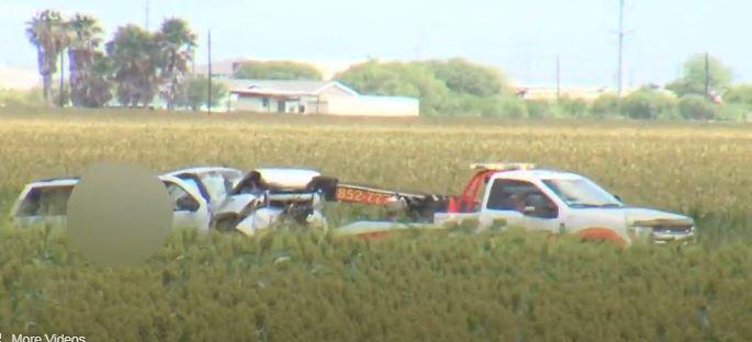 Texas: Mueren 6 inmigrantes tras presecución con policía estatal