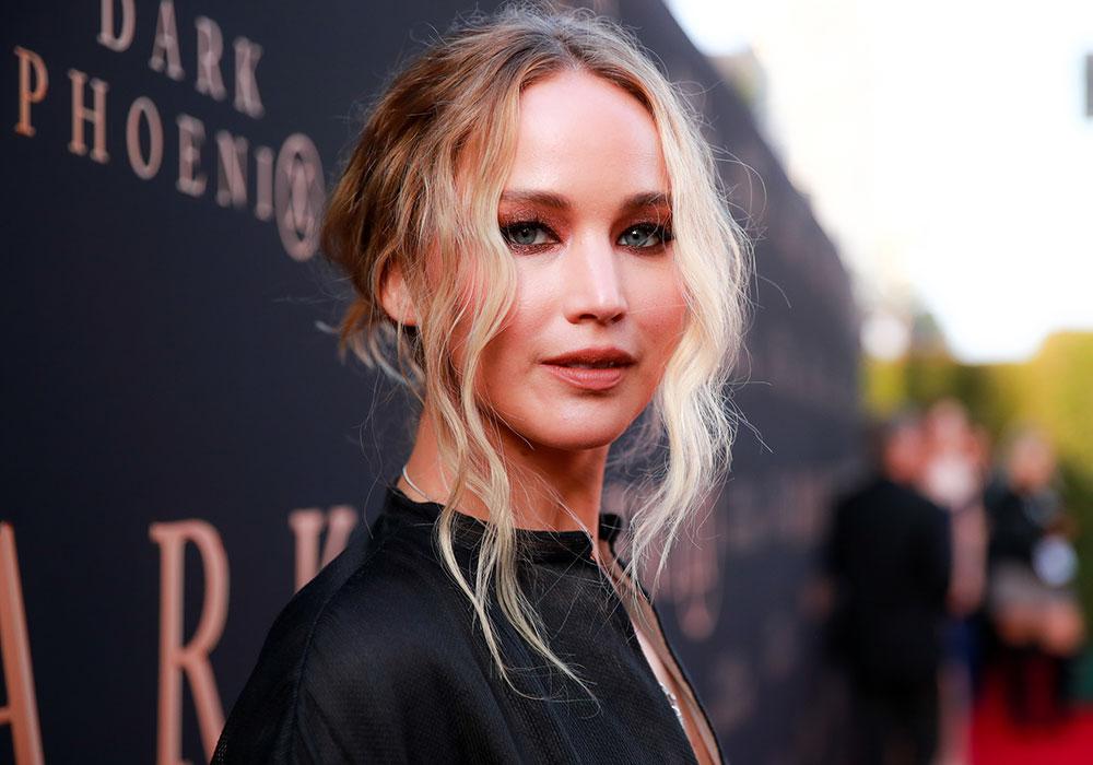"""La actriz Jennifer Lawrence agarró """"In Fraganti"""" a una acosadora dentro de su hogar"""