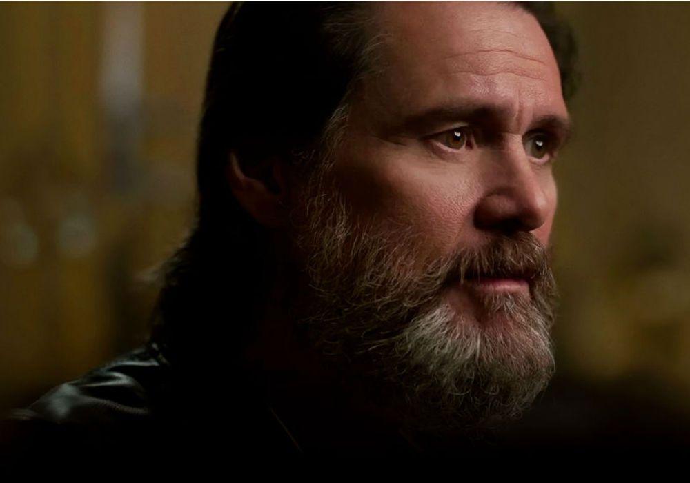 """Jim Carrey en """"Jim & Andy: the great beyond"""""""