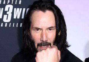 Keanu Reeves aparecerá en la próxima película de... ¿Bob Esponja?