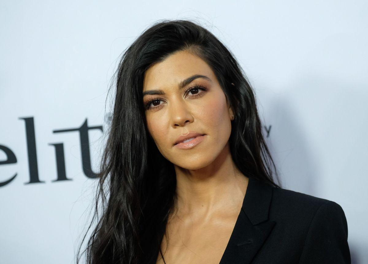 Kourtney Kardashian sugiere que la pandemia del coronavirus es un castigo divino