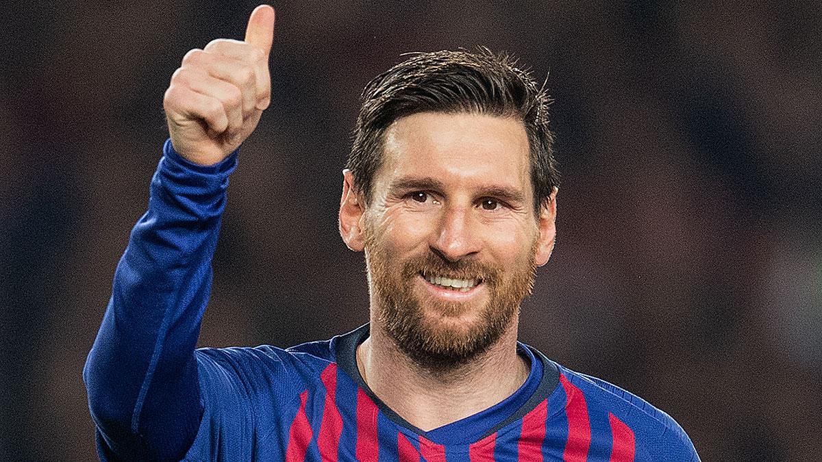 Así ha ganado sus millones Lionel Messi