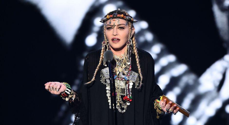 Madonna no descarta tener más hijos en el futuro