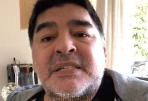 "Maradona enfurece por rumores de Alzheimer: ""¡Con las enfermedades no se jode!"""