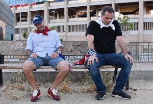 Martinoli y García se quedaron afuera de la final de la Champions en Madrid