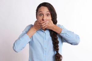 Estas cositas que haces podría estar molestando mucho a tus compañeros de trabajo