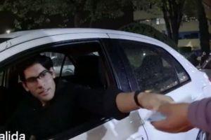 #NosFaltaNorberto, Video capta últimas imágenes de universitario secuestrado dos días antes de su graduación