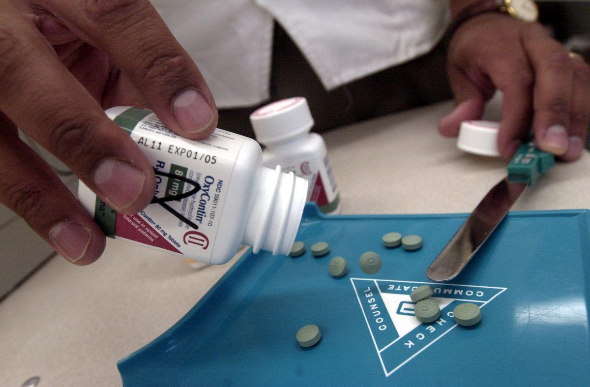 California demandó a Purdue Pharma por su rol en la crisis de opioides