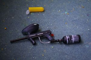 Alertan por asaltos con armas de paintball que causan heridas graves