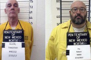 Los dos estaban condenados a pena de muerte por asesinar a mujeres. Pero se salvarán. ¿Por qué?