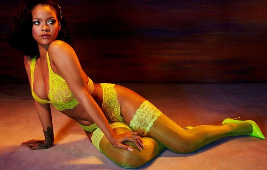 Video: Demi Lovato y Paris Hilton desnudarán sus curvas para vestir la lencería de Rihanna