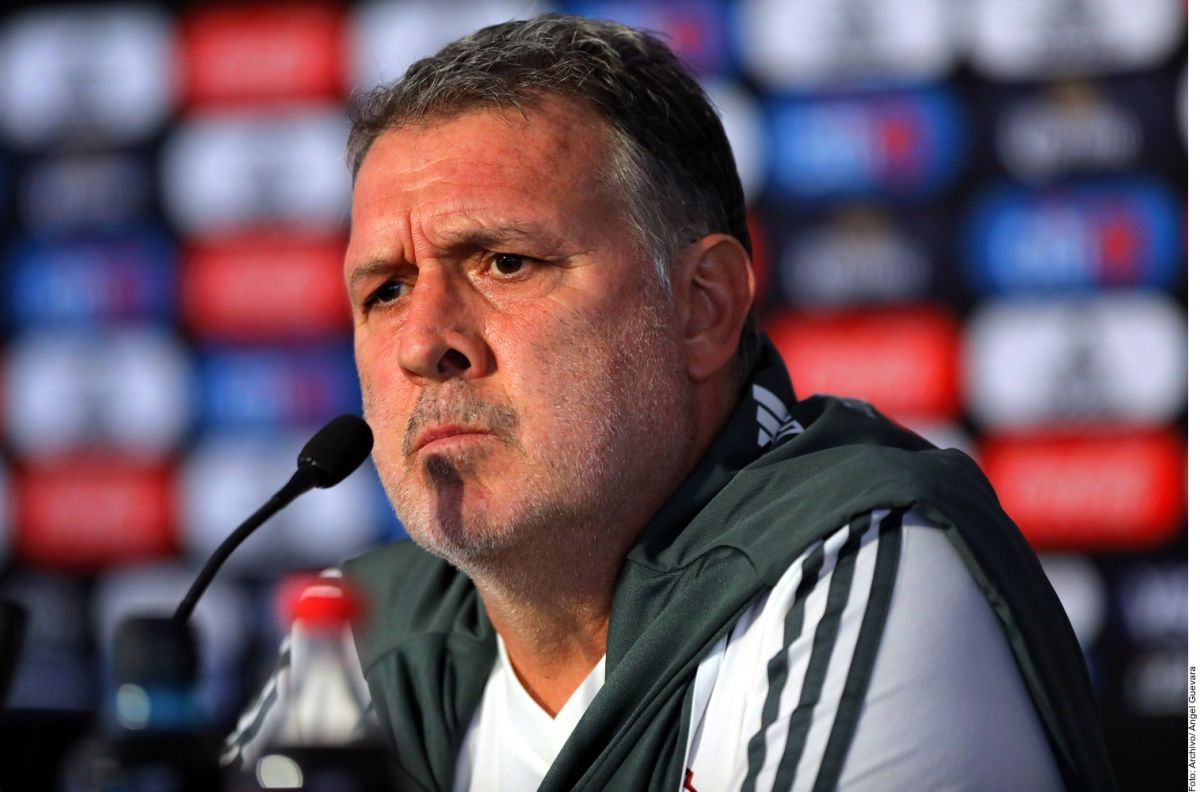 El técnico Gerardo Martino quiere ver a México de regreso en la Copa América