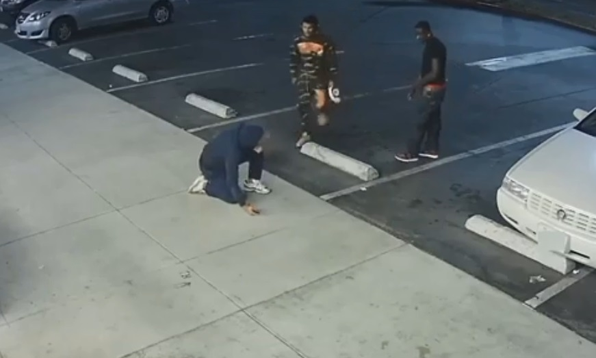 Tres hombres siembran temor en Long Beach con brutales robos