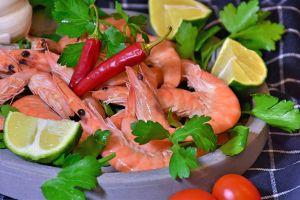 La dieta del langostino, ideal para estar en forma este verano