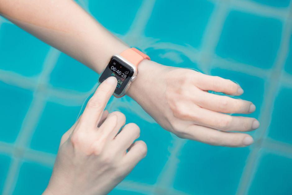 Los 5 mejores relojes fitness a prueba de agua para tus prácticas de natación