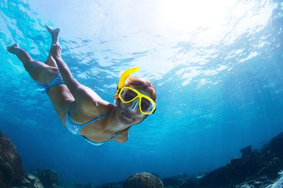 6 máscaras de buceo para nadar y practicar snorkeling
