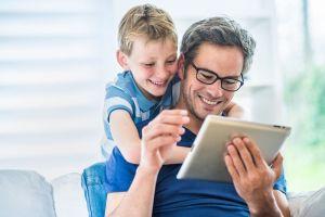 Cómo puedes explicarle a tu hijo que sufre de déficit de atención