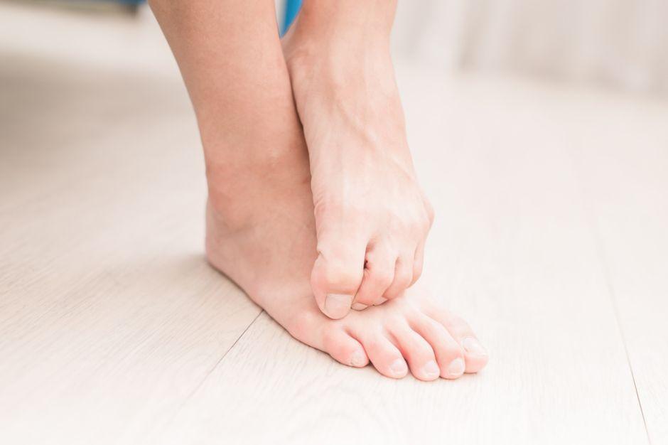 Los 3 mejores productos para combatir el pie de atleta