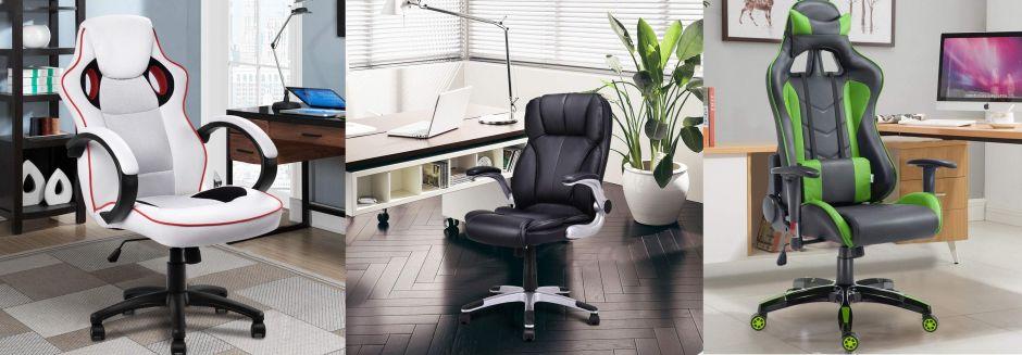 7 sillas ejecutivas ergonómicas para evitar el dolor de espada mientras estás en tu escritorio