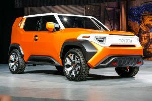 Toyota FT-4X Concept: un vehículo espacioso e innovador + VIDEO