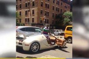 Cómo es el Bugatti Veyron de $2 millones que el actor Tracy Morgan chocó en Nueva York