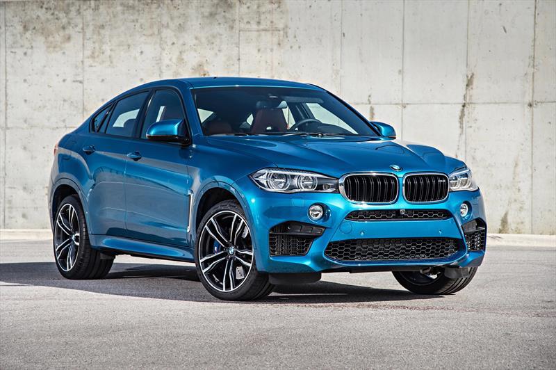 Descubre el lujo y velocidad del BMW X6 2019